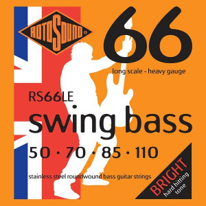 Rotosound RS66LE Swing Bass 66 50-110