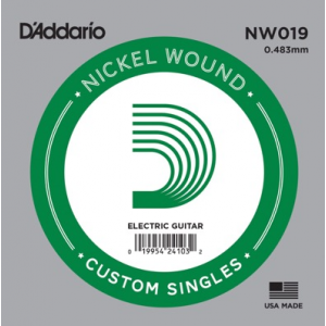 D'Addario nickel wound 024
