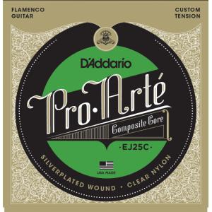 D'Addario Pro Arté© J25C Flamenco Composite
