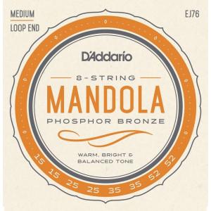D'Addario J76 Mandola