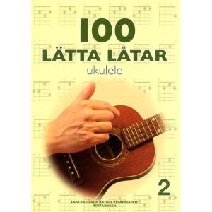 100 lätta låtar ukulele - Del 1