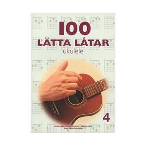 100 lätta låtar ukulele - Del 2