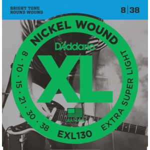 D'Addario XL110 .010-.046 El, Set