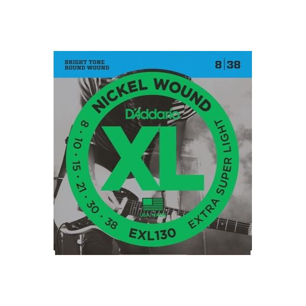 D'Addario XL110 .010-.046 El, Set
