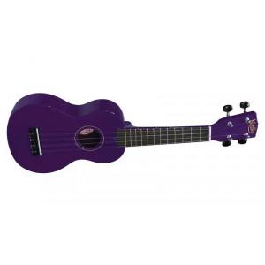 Korala Ukulele Soprano Purple