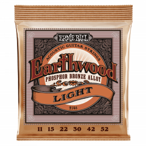 Ernie Ball Eartwood Light,...