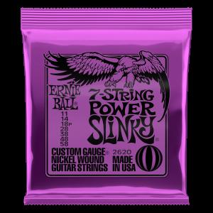 Ernie Ball Power Slinky 7...