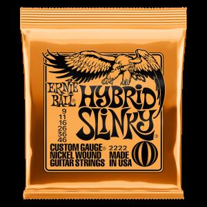 Ernie Ball Hybrid Slinky,...
