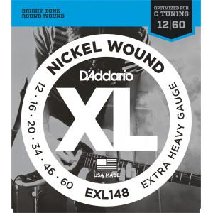 D'Addario EXL148 NW 12-60