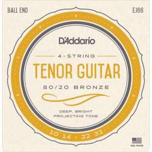 D'Addario EJ66 Tenor Guitar...
