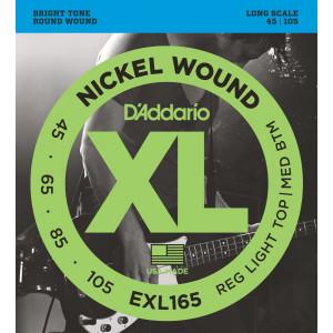 D'Addario EXL165 Custom...