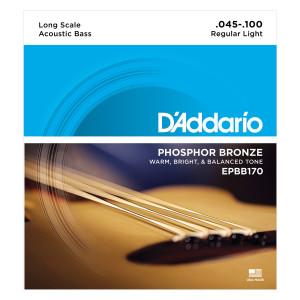 D'Addario EPBB170 Strings...