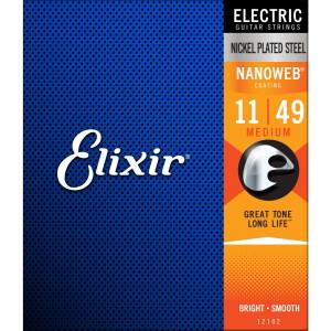 Elixir Nanoweb Medium 011-049