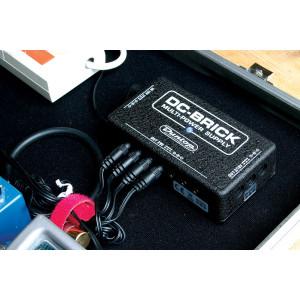 Dunlop DC Brick. Strömadapter.