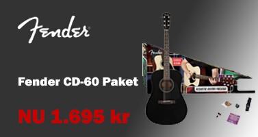 Fender CD60
