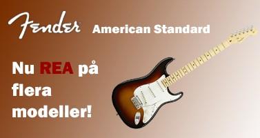 Fender American Standard REA