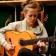 Afra Blu spelar vår Esteve 5F flamencogitarr